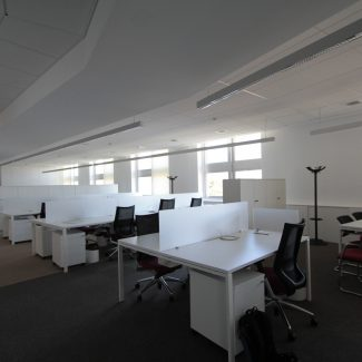 Refurbishment of interior head office  - NESTLE - Portugal