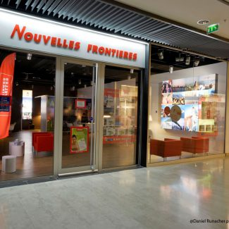 Delivery of stores in record time - NOUVELLES FRONTIERES - France