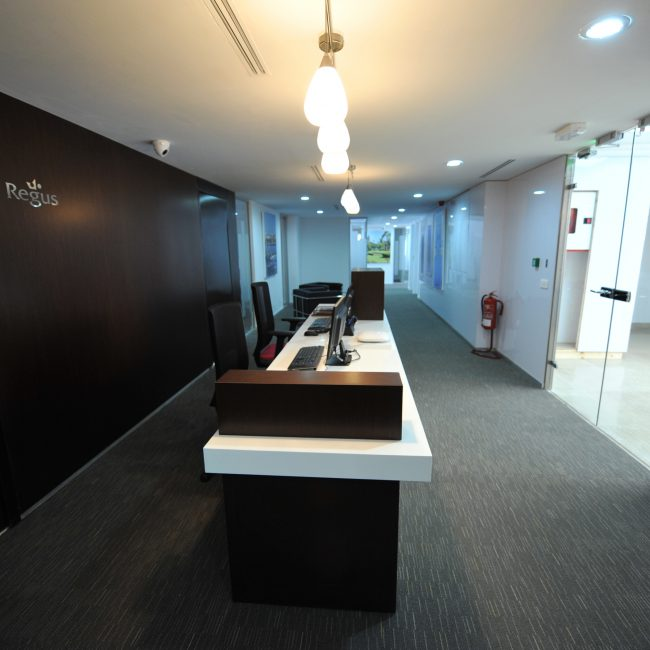 Delivery of a new business centre - Regus - Morocco