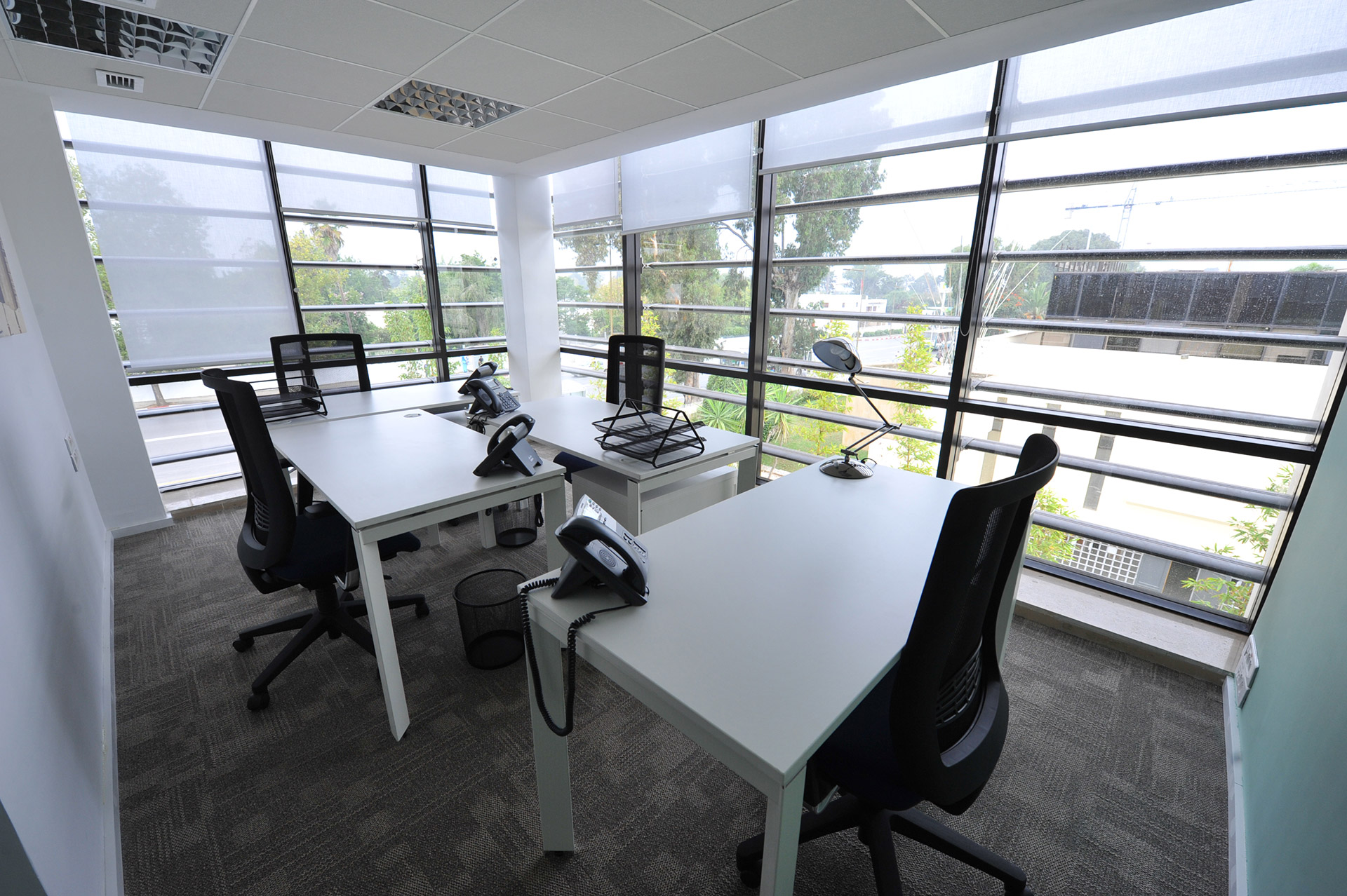 Centre d'affaire regus