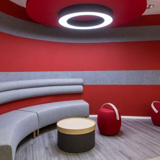 Design and delivery of 2 floors of offices - RIO TINTO - France
