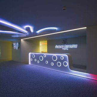 Office delivered within a tight timescale - SCHWEPPES - Spain