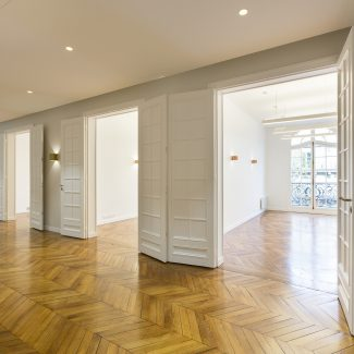 Renovation of a property asset - SCI GOTIC - France