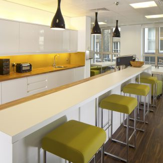 Cat B office fit-out - Skillcapital - United Kingdom