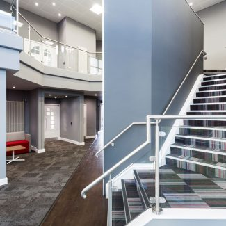 Office fit-out - STANLEY B&D - United Kingdom