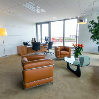 Delivery of offices in Saint-Ouen - SVP - France