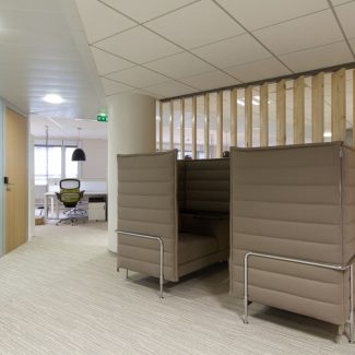 Delivery of offices in general contractor mode - TUI - France