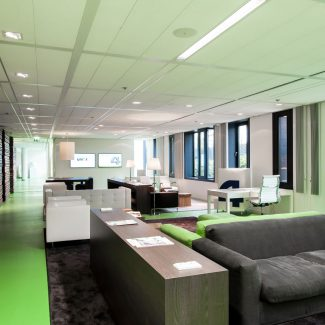 Office fit-out - Unit4 - Netherlands