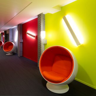 Design and delivery of head offices - VALTECH - France