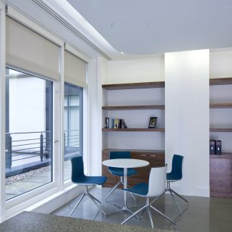 Fast track Cat B office fit-out for law firm - Vedder Price - United Kingdom