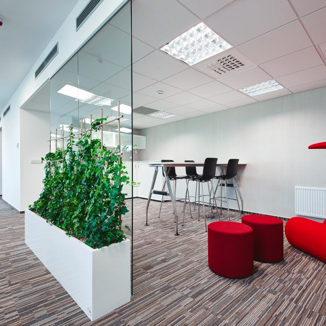 Office Design - Vienna Capital Partners - Czech Republic