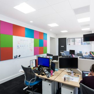 Office design and fit-out - Xero - United Kingdom