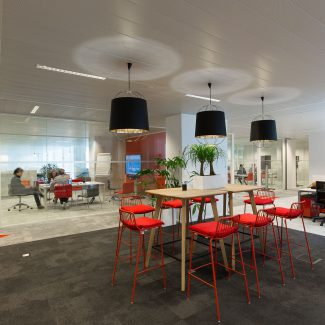Creative design and delivery of a new head office - BlaBlaCar