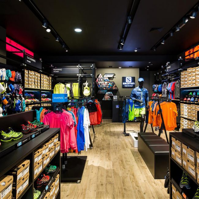 Salomon - Shop - Miramas - France