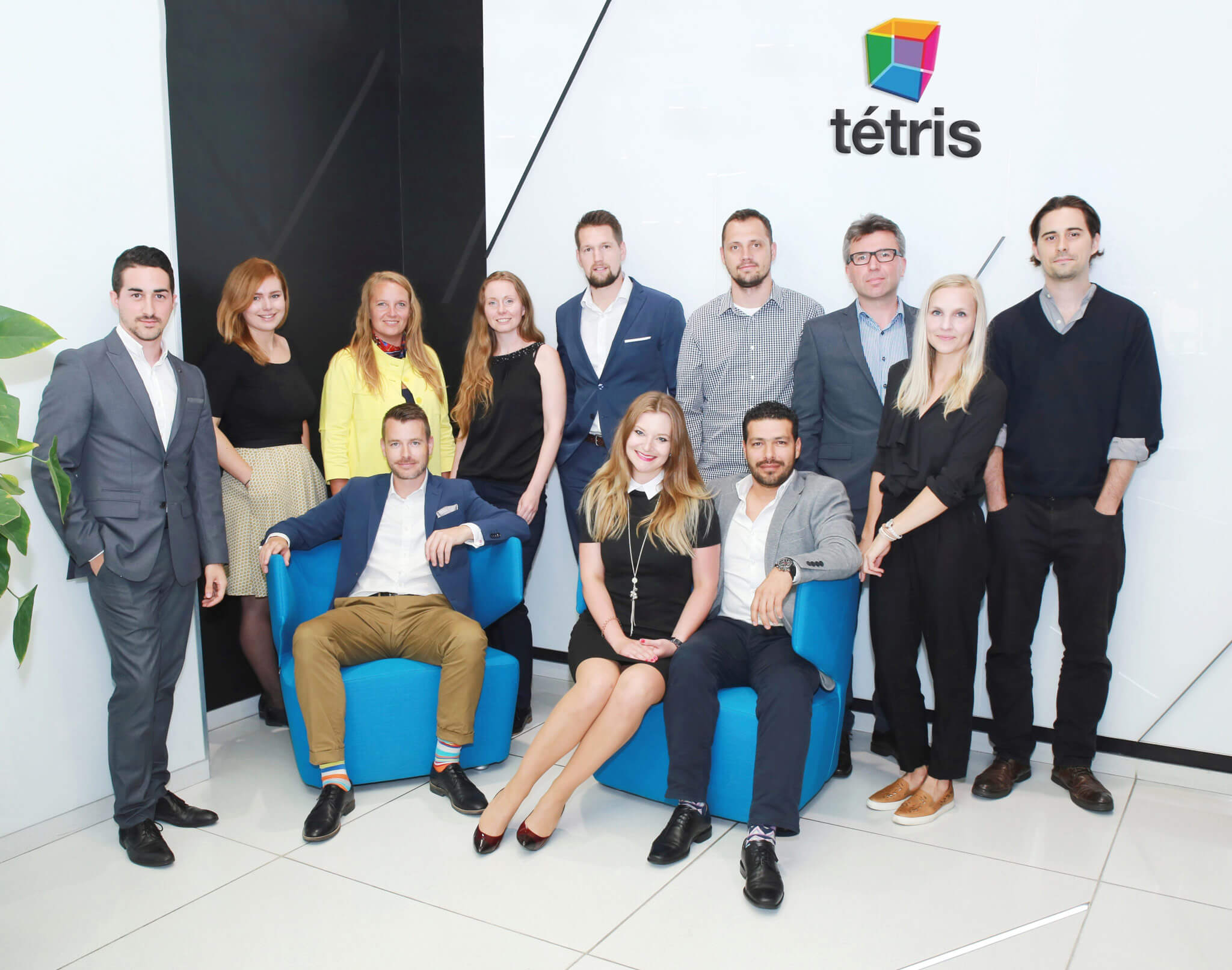 Tetris Team in Czech Republic