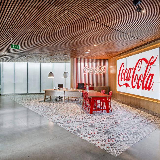 Coca-Cola - Office - Madrid