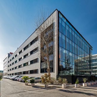 Axiare Patrimonio - Office - Madrid