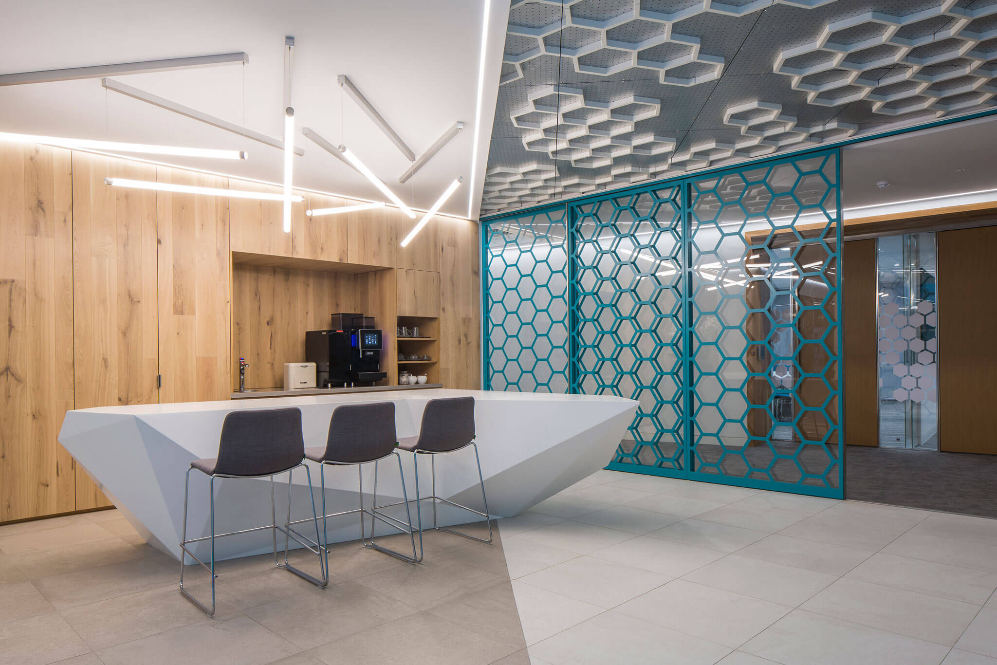Bayer - Office - London
