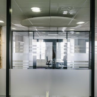 Design and delivery of offices - Tetris-db
