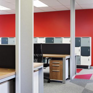 LexisNexis office fit out Johannesburg