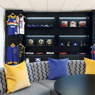 Johannesburg office space for NBA