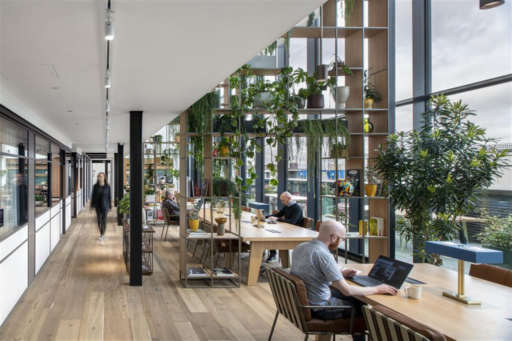 Biophilia at Fora, London